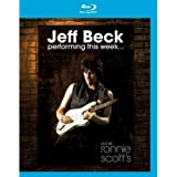 Jeff Beck - Performing This Week.../Live at Ronnie Scott's [Blu-ray]