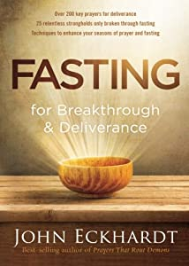 Matthew 17:21 tells us that there are some spirits in a person, region, or nation that cannot be overcome without fasting. Many believers struggle with certain limitations that they cannot seem to break through. A revelation of the power of fasting ...