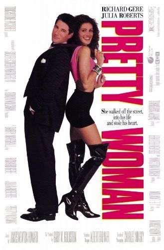 Pretty Woman POSTER Movie (11 x 17 Inches - 28cm x 44cm) (1990) (Style (Pretty Woman Posters)