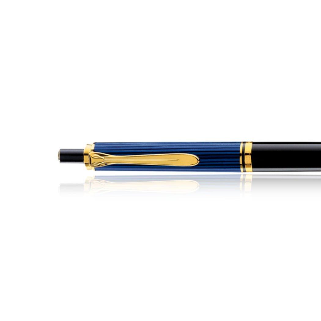 PELIKAN Souveran 400 Gt 7mm Pencil, Black/Blue (997171) by Pelikan (Image #3)