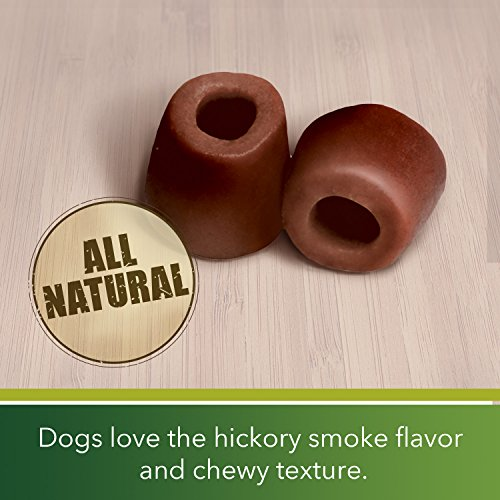 Large Product Image of Greenies Pill Pockets Capsule Size Dog Treats Hickory Smoke Flavor, 15.8 oz. Value Pack (60 Treats)
