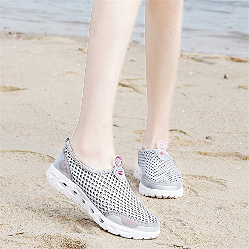 Et Mesh Schage Rapide Femmes Lger Shoes Water Slip Plage Grey2 Natation Respirant Airavata 0n Baskets Pour Hommes Athltiques t nftCx778S