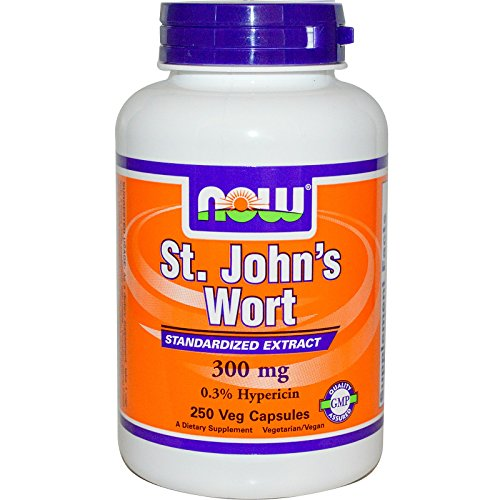 NOW Foods JohnS 300Mg Capsules product image