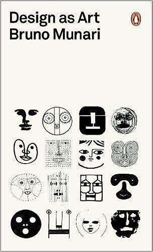 bruno munari  - Design as Art - Bruno Munari - Livres