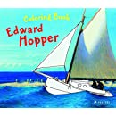 Coloring Book Edward Hopper Colouring Book Doris Kutschbach