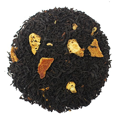 The Tea Farm - Gingerbread Black Holiday Tea - Loose Leaf Black Tea (2 Ounce Bag)