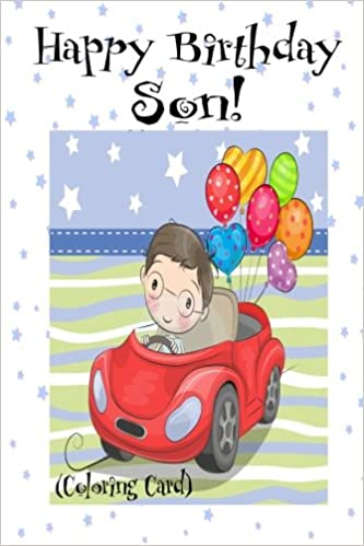 Personalised Boys Music Birthday Card Son Grandson 10 11 12 13 14 15 16 17 18 19