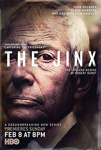 Ben -Alexander The Jinx: The Life And Deaths Of Robert Durst (2015) Vintage Movie Poster 24X36 Inch 01