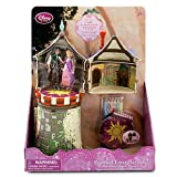 Disney Tangled Rapunzel Tower Play Set Incl Rapunzel and Flynn and Art Kit