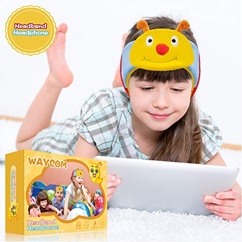 WAYCOM Kids Headphones - Headband Headphones Sl...