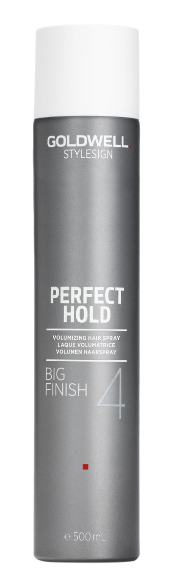 Goldwell Sign Big Finish, Spray, confezione da 1 (1 X 500 ml) 96325700