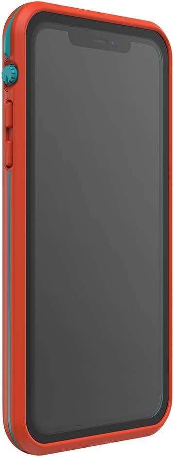 Lifeproof Fré Wasserdichtes Sturzgesschütze Schutzhülle Für Iphone 11 Pro Max Orange Elektronik