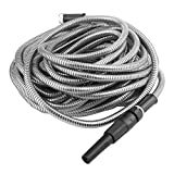 75 coil hose - DreamlandS Garden Hose 75FT Super Long Flexible Stainless Steel Metal Water Hose Pipe Lightweight No Twisting Household Lawn Hose (75FT)