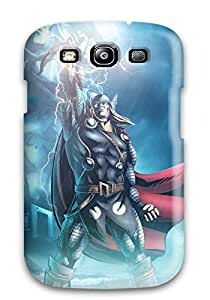 Durable Defender Case For Galaxy S3 Tpu Cover(thor 29)
