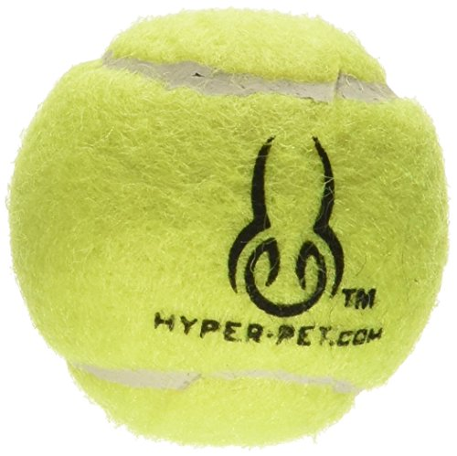 Hyper Pet Tennis Balls for Dogs, Pet Safe Dog Toys for Exercise and Training
