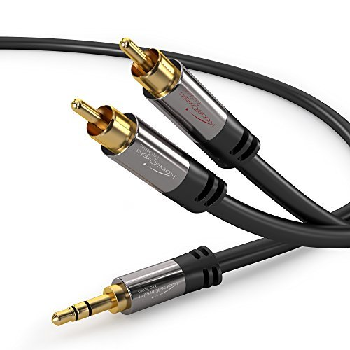 KabelDirekt 3 5mm Audio Cable Auxiliary product image