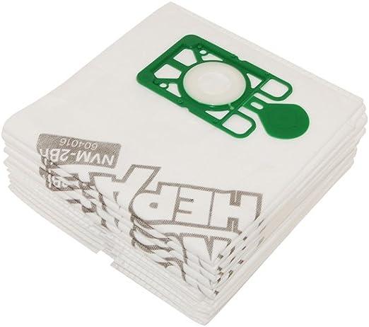 Numatic NVM-2BH Hepa - Bolsas de recambio para aspiradoras (10 ...