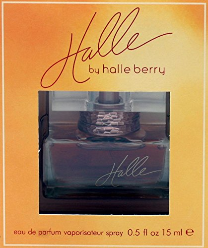 New HALLE by Halle Berry 0.5 Oz (15 ml) Eau De Parfum (EDP) Spray for Women Women 15ml Edp Spray