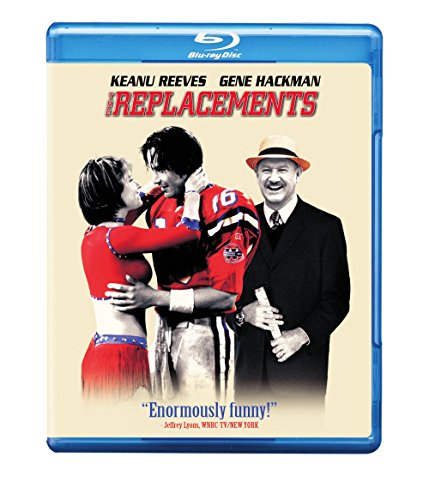 Blu-ray : The Replacements (Dolby)