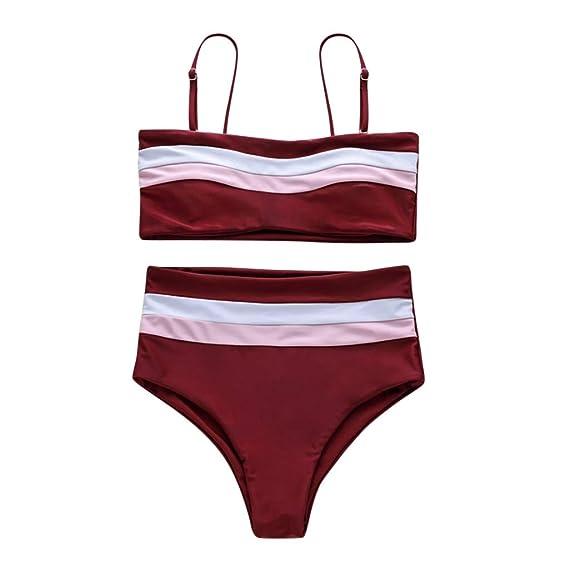 Damen Triangel Bikini Oberteil rosa 42C Bademode Neu!!!