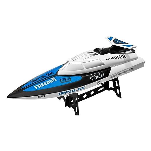 高速ラジコン船 h 水冷自動復原 システム RCスピードボート45km// Goolsky WLtoys ラジコンボート 高速