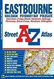 Eastbourne Street Atlas by Geographers A-Z Map Co Ltd (9-Jul-2012) Paperback