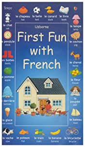 First Fun with French (Usborne) [VHS]