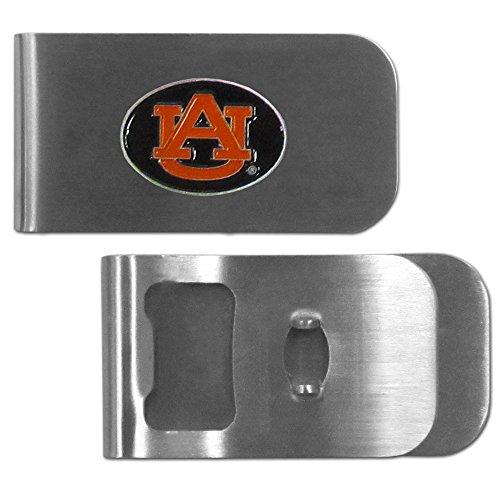 NCAA Auburn Tigers Bottle Opener Money Clip (Bottle Opener Auburn Ncaa Tigers)
