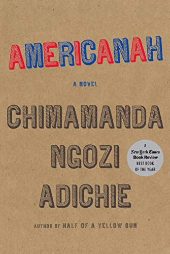 Americanah: A Novel (Thorndike Press Large Print Peer Picks)