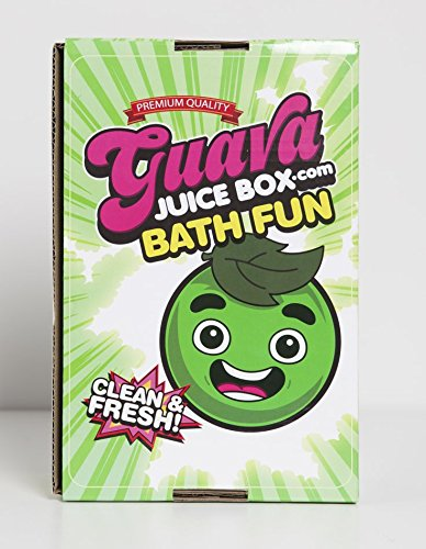 Guava Juice Box Bath Fun Kit