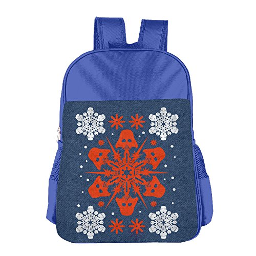 Empire Logo Kids School Backpack Bag RoyalBlue