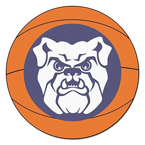 Fanmats Ncaa Butler University Bulldogs Nylon Face Basketball Rug