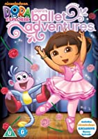 Dora The Explorer - Dora's Ballet Adventures