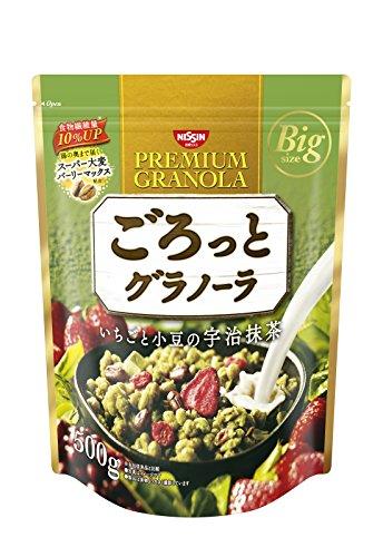 Nisshin - Gorotto Granola Matcha Taste - Fruit Granola