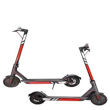 Amazon.com: Freeby - Pegatinas reflectantes para scooter ...