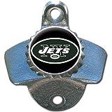 NFL New York Jets Wall Bottle Opener