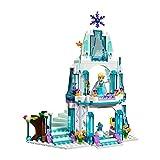 LEGO Disney Princess 41062: Elsa's Sparkling Ice Castle Bild 3
