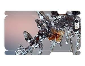 iPhone 6 Case - Photography - Frozen Nature100 3D Full Wrap