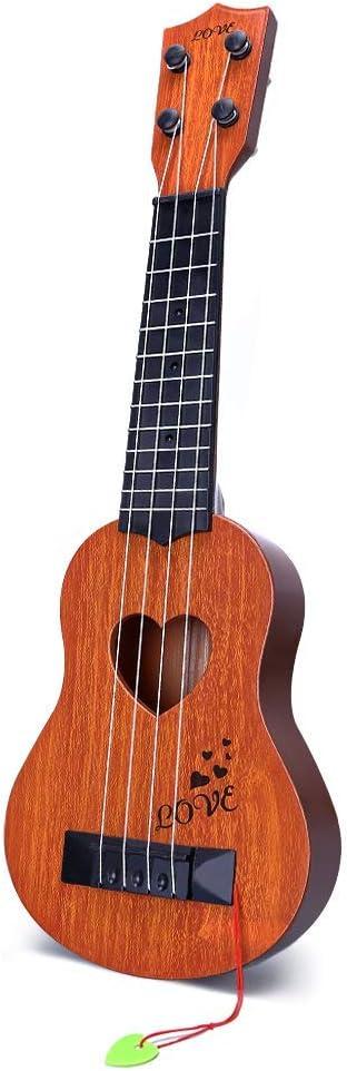 YEZI Kids Toy Classical Ukulele Guitar Musical Instrument