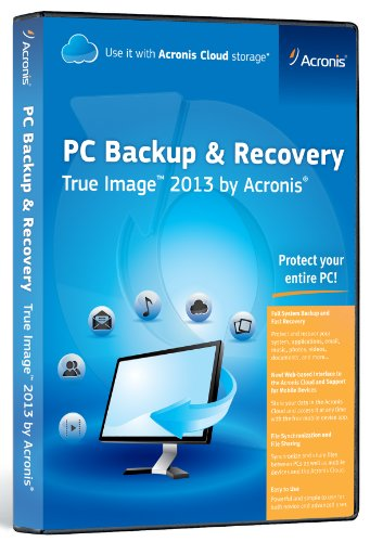 Acronis True Image Backup Recovery product image