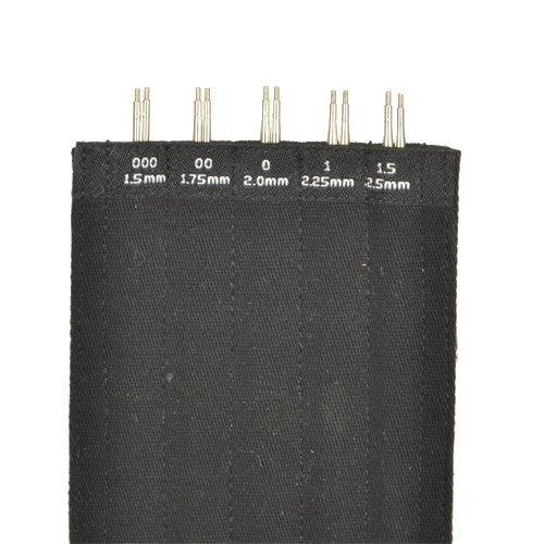 ChiaoGoo Twist Mini intercambiables aguja de tejer set con 4 en puntas: Amazon.es: Hogar