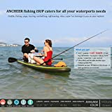 ANCHEER Inflatable SUP Stand Up Paddle Board, Inflatable...
