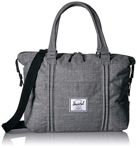 (Herschel Baby Strand Sprout Shoulder Bag, Raven Crosshatch, One Size)