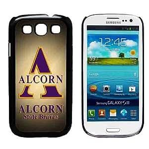 Alcorn State Braves Galaxy S3 Phone Case