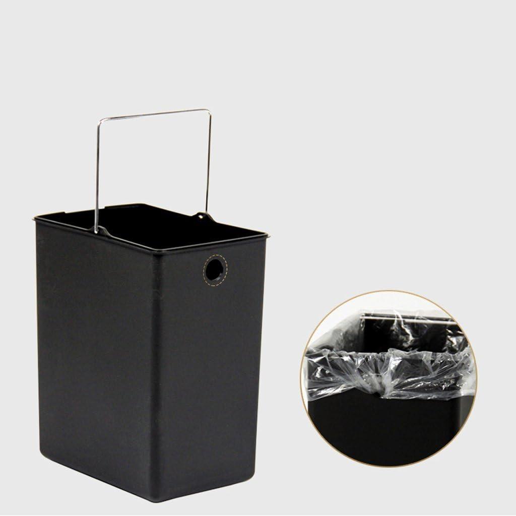 Couleur : Purple LIUFS Capteur Intelligent Trash Automatique Pied Maison Chambre Salle de Bain WC Trompette