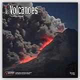 Volcanoes 2017 Calendar