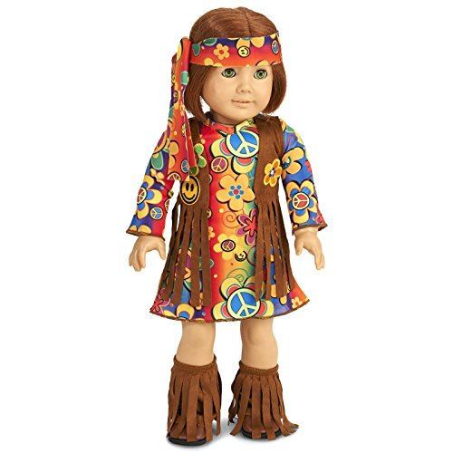 Hippie Clothes For Halloween (Fringe 60's Hippie 18