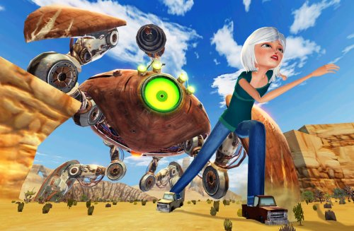Amazon Com Monsters Vs Aliens Playstation 3 Video Games