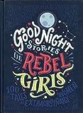 capa de Good Night Stories for Rebel Girls