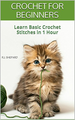 Crochet Corner (CROCHET FOR BEGINNERS: Learn Basic Crochet Stitches in 1 Hour: (How to Crochet, Tunisian Crochet, Crochet Patterns, Crochet Afghans, How to Crochet Corner ... with step-by-step photo instructions))
